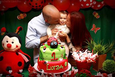 Luiza 1 ano – Festa