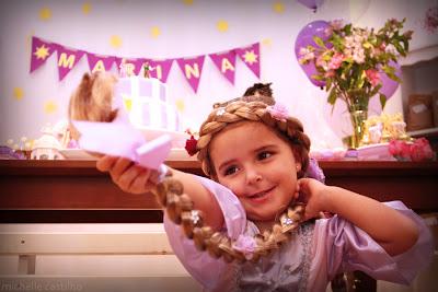 Marina 3 anos – Festa