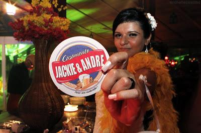 Casamento Jackie e André