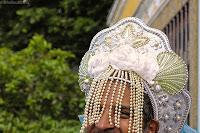 Pré-carnaval como fotógrafa foliã – Céu na Terra homenageia Iemanjá