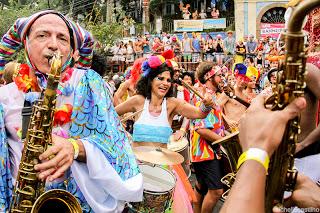 Carnaval como Fotógrafa Foliã – Céu na Terra