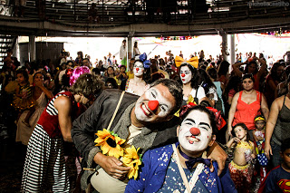 Carnaval com Fotógrafa Foliã – Gigantes da Lira no Circo Voador