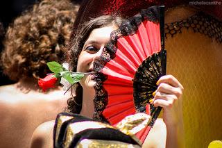 Carnaval como Fotógrafa Foliã – Cordão do Boitatá