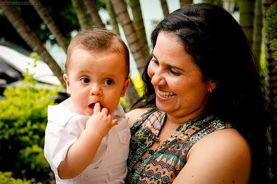 Batizado Bernardo e Laura