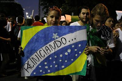 Manifestações Rio de Janeiro