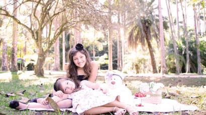 Ensaio Marcelle e Família