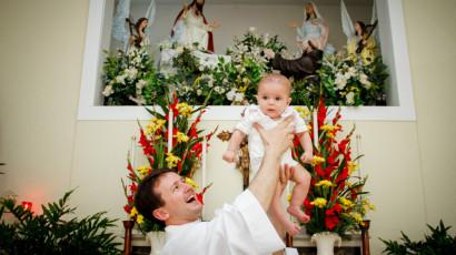 Batizado Joaquim