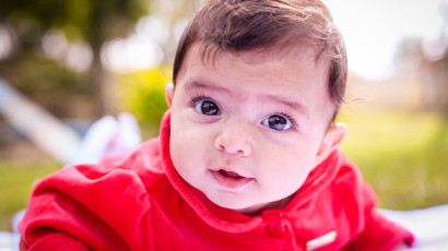 Ensaio Kalindi 5 meses