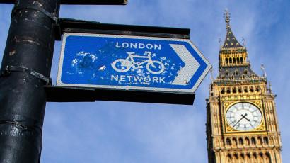Férias – Londres