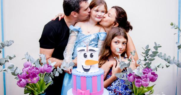 Festa da princesa Sofia! 8 anos