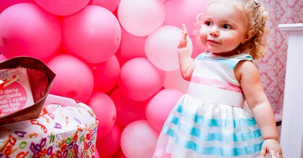 Amanda – 2 anos – A festa!!!