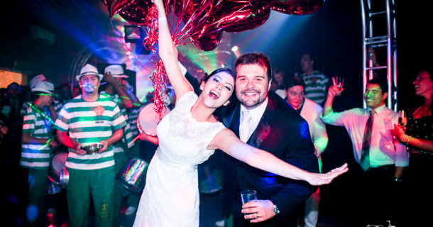 Casamento Stéphanie & Wagner
