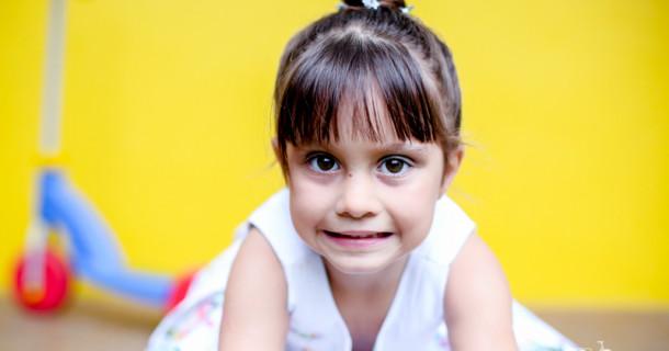 Maria Clara – 4 anos!
