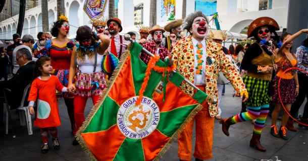 Arraiá dos Gigantes da Lira no Circo Voador!!!