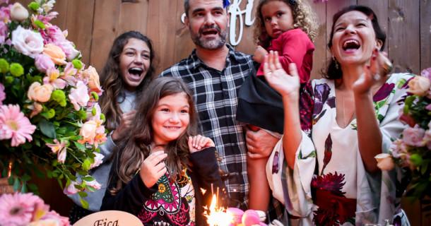 Sofia e Daniel – 10 e 41 anos!!!
