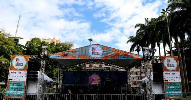 Dia da musica 2017 – Palco Glória