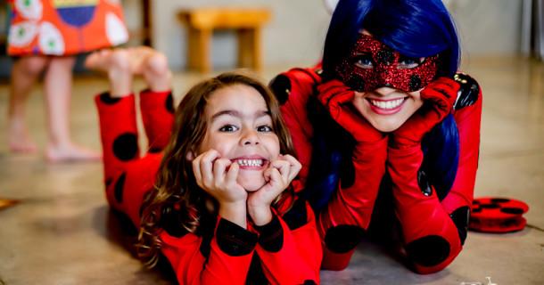 Duda 5 anos – Ladybug