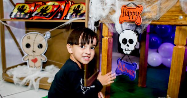João Gabriel – 4 anos – Happy Halloween!!!