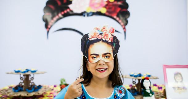 Maitê – 7 anos – Festa da Frida!