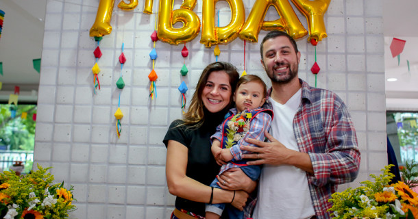 Arraiá do Léo – 1 ano